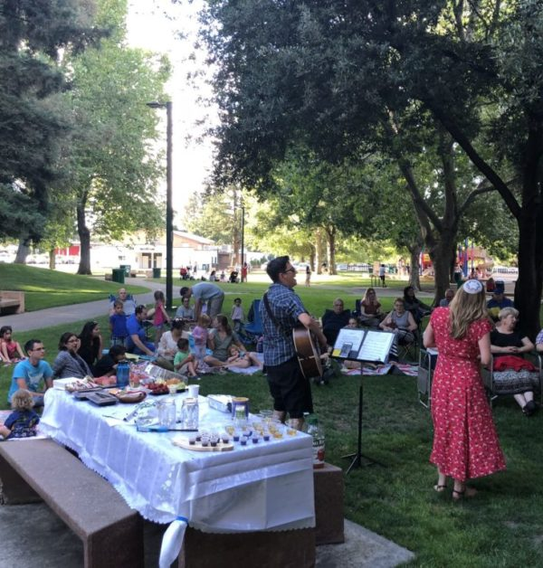 shabbat in the park 2018