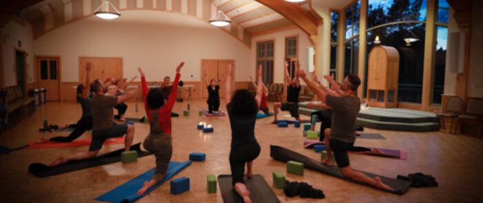 Group Shot Yoga